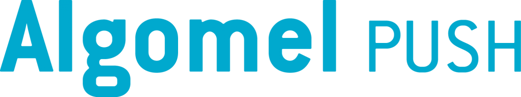 logo_Algomel_PUSH_rvb